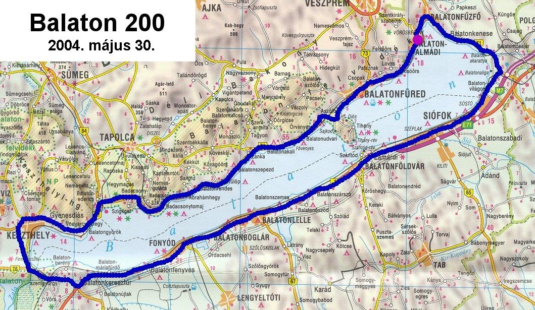 balatonvilágos térkép Előretekíntés 2004 re balatonvilágos térkép