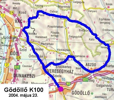 őrbottyán térkép Előretekíntés 2004 re őrbottyán térkép