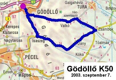 dány térkép Előretekíntés 2003 ra dány térkép