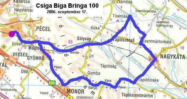 nagykáta térkép Év közbeni túrák listája nagykáta térkép